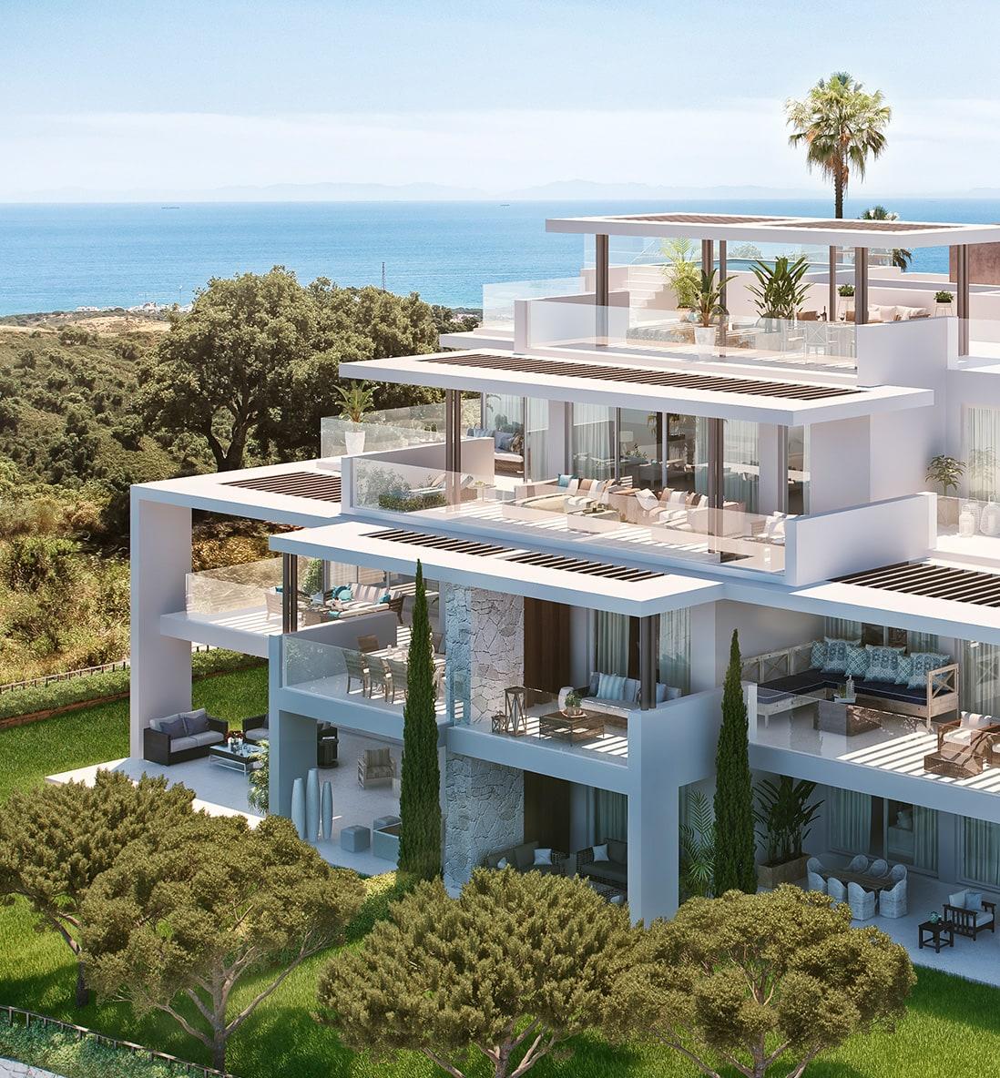 Modern & elegant architecture